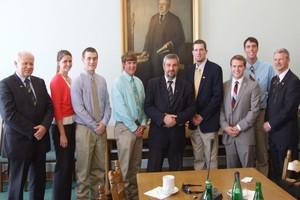 Program wymiany młodych rolników między USA a Polską
