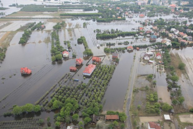 O szacowaniu strat i możliwości pomocy po klęskach