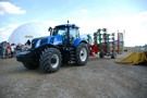 New Holland wraca na podium