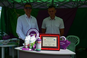 FoliQ Aminovigor nagrodzony