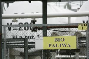 Negatywnie o propozycji redukcji biopaliw