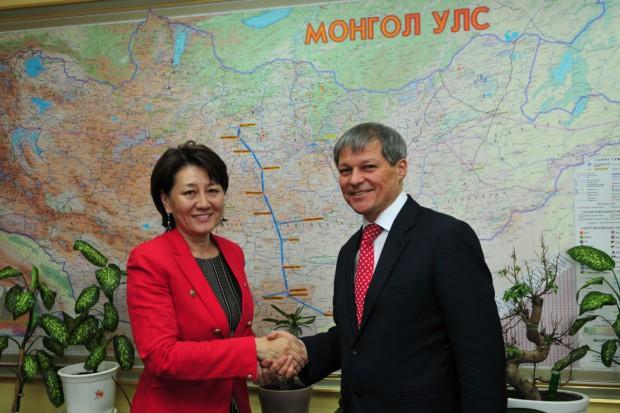 Unijny komisarz ds. rolnictwa z wizytą w Mongolii