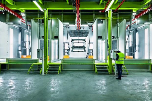 Nowoczesna lakiernia zwiększy możliwości produkcyjne