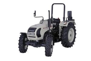 Farmtrac Escort 550: prosta konstrukcja, niska cena