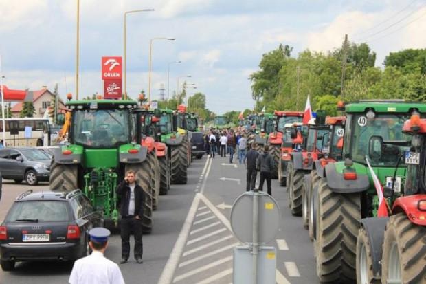 Żadnych szans na spełnienie postulatów protestujących rolników