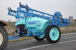 Sprinter - nowość na Agro Show firmy Berthoud