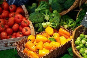 Ceny warzyw wyższe niż rok temu
