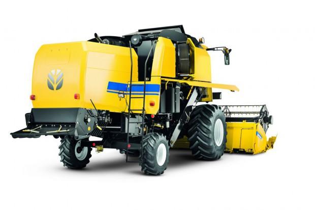 Nowa generacja kombajnów TC5000 New Holland