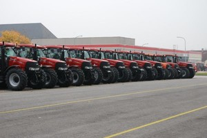Oskarżony o zaniżanie wartości sprzętu rolniczego