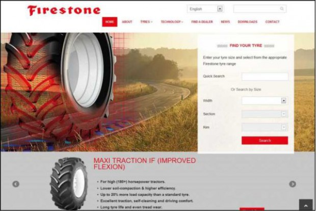 Firestone modernizuje portal