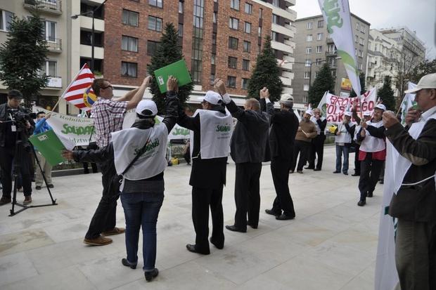 Związki rolnicze są nieporadne i bezradne