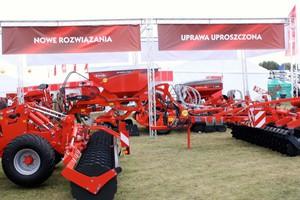 Uproszczenia w uprawie według KUHN, nowość Agro Show