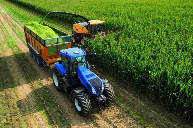 New Holland T8 w wersji AutoCommand