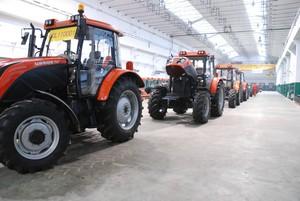 Ursus dostarczy do Etiopii 3000 ciągników