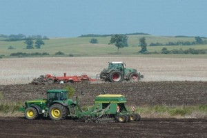 Siewy zbóż w optymalnych terminach