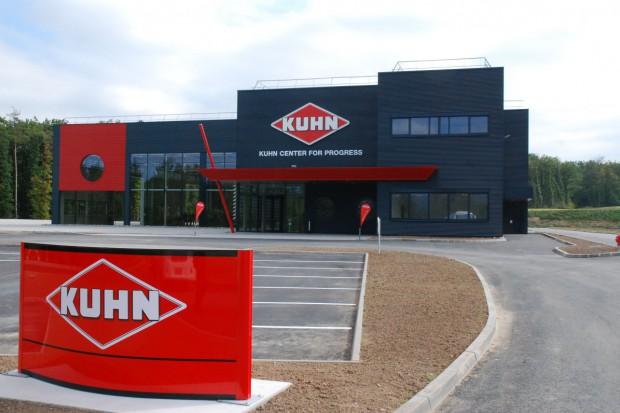 Kuhn inwestuje w rozwój
