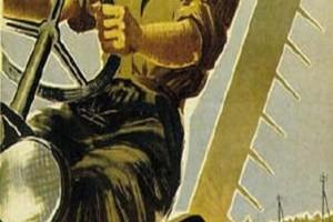 Renowacja traktora C451, znanego z plakatów propagandowych PRL