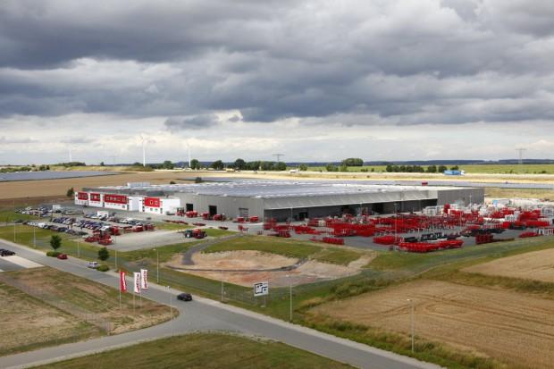 Horsch inwestuje w zakład w Ronnenburgu