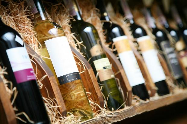 Więcej wina z Włoch niż z Francji