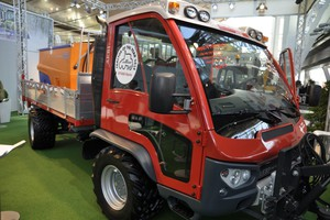 Aebi Vt 450 Vario najlepszym specjalistycznym traktorem