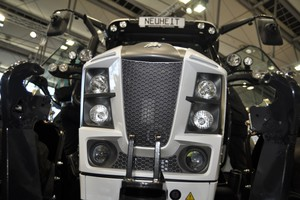 Agritechnica: Lamborghini Nitro nagrodzony za design