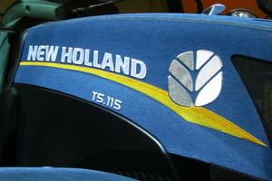 "Agritechnica: New Holland ""ubrany"" w dżinsy"
