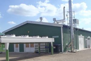 Zakład produkcji spirytusu buduje biogazownię