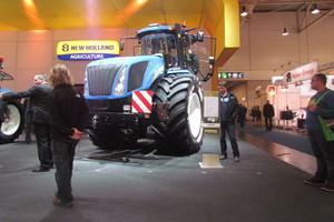 New Holland: nowości w każdej grupie maszyn