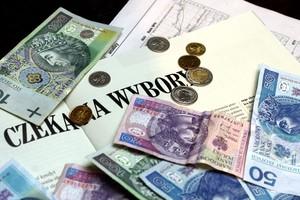 Dopłaty bez 1 mld 200 mln euro z budżetu państwa