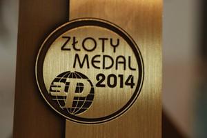 Wyróżnieni złotym medalem Polagry