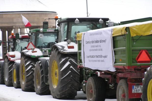 Rolnicy wyjdą na drogi?