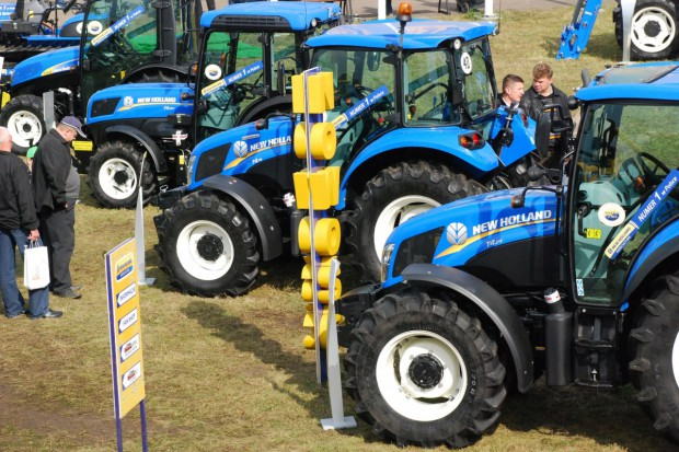 New Holland powitał nowego szefa marketingu