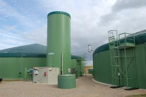 Za droga energia z biogazu