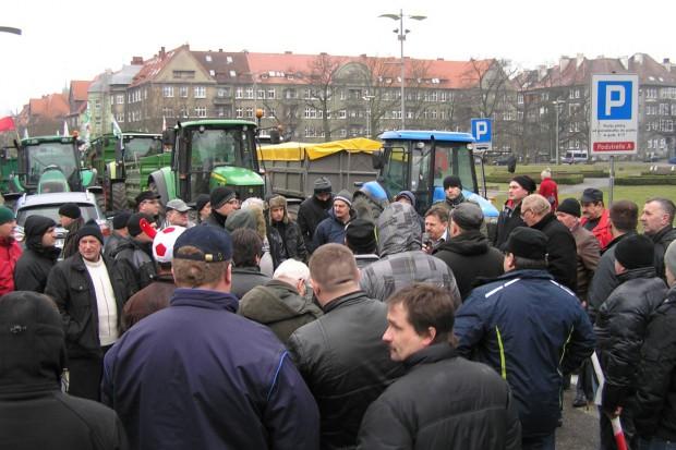 26 lutego ogólnopolska akcja protestacyjna rolników