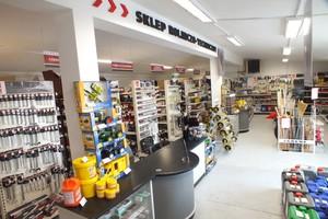 Grene konsekwentnie rozwija sieć sklepów