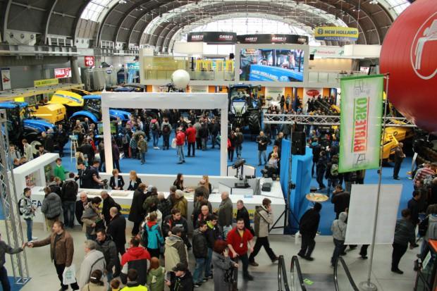 600 wystawców na targach techniki rolniczej