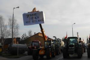 Piechociński odwiedzi protestujących w Łosicach