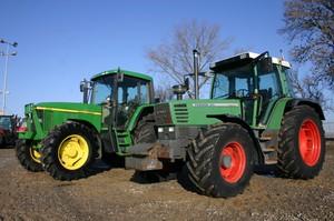 Przeboje rynku wtórnego: Fendt Farmer 300 i John Deere 6010