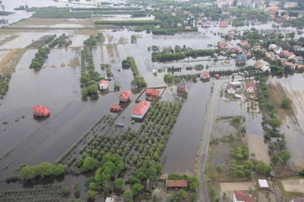 NIK: Gminy nie zabezpieczają mieszkańców przed skutkami powodzi