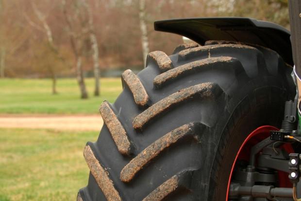 Michelin: nowy rozmiar opon do największych ciągników