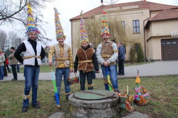 Pucheroki odwiedzały domy w podkrakowskich wsiach