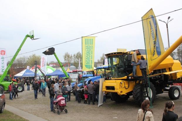 Targi Rolne Agrotechnika 2014 w Bratoszewicach za nami