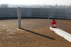 Pomiar poziomu gnojowicy w zbiorniku