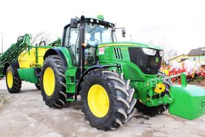 John Deere Farmsight wkracza na pola