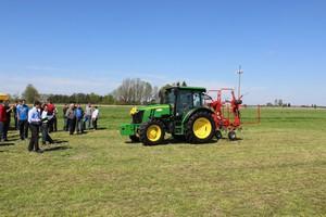 Agrotechnika - dobre półrocze w handlu maszynami