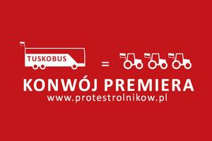 Protestujący w Szczecinie gotowi konwojować premiera