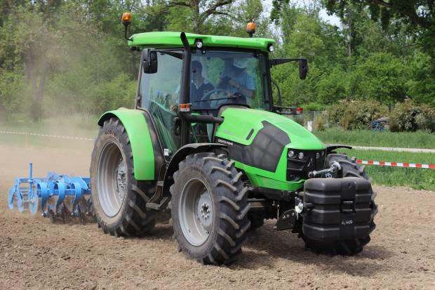 Deutz-Fahr: nowe ciągniki kompaktowe 5D i 5G