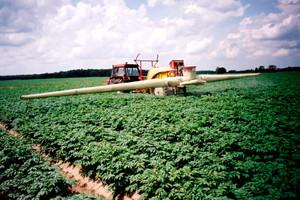 Nawożenie nalistne ziemniaka