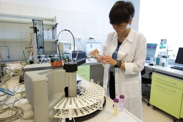 GMO w laboratoriach