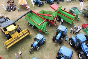 Video:Opolagra 2014 - maszyny, pokazy, zwierzęta